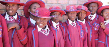 Ampliación de Escuela de Secundaria de Primer Ciclo en Zimbabue
