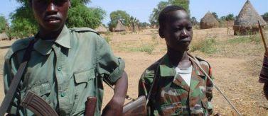 Niños soldado y radicalización