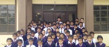 Internado para chicos de secundaria en Meghalaya