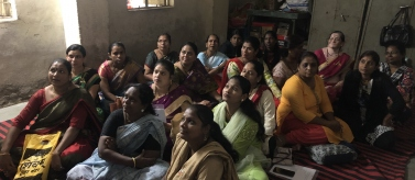 Programa de erradicación de violencia de género en 3 distritos de Maharashtra. India.