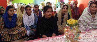 Promoción del desarrollo local a través del fortalecimiento de los gobiernos locales en Jammu-Kashmir. Fotos: Ana Cruchaga