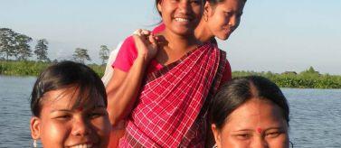 Mujeres de Dibrugarh