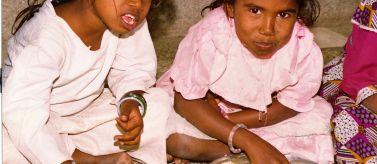 Mejora nutricional de niños a través del fortalecimiento comunitario