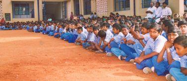 Construcción de un internado para estudiantes de secundaria