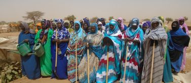 Mujeres población Gorgol