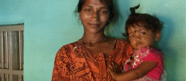Prevención y formación sanitaria para mujeres en Madhya Pradesh