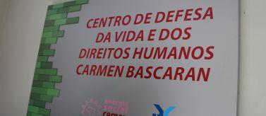 Centro de defensa derechos humanos.