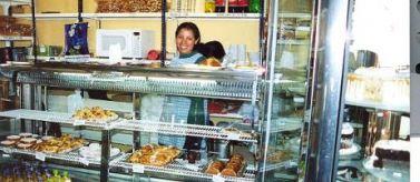 Panadería del Hogar del Buen Pastor, un hogar para niñas en Cuzco, Perú