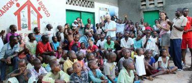 Mejora de la atención sanitaria de niños vulnerables. Fotos: Manos Unidas