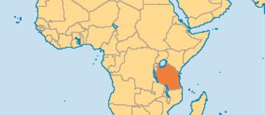 TANZANIA - África Este (TAN/69064/LVI B)TRAÍDA DE AGUA POR GRAVEDAD