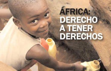 """Campaña """"África, cuestión de vida, cuestión debida"""""""
