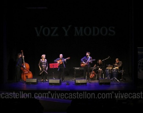 Concierto Solidario Voz y Modos. 2019