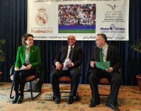 Primera escuela de fútbol inclusivo en Marruecos