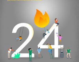 VI edición de las 24 horas de Manos Unidas