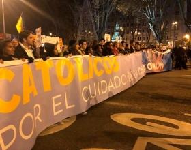 Católicos por el cuidado de la Casa Común - Manos Unidas Valencia