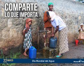 Etiopía - Día Mundial de Agua - Foto Marta Carreño Manos Unidas