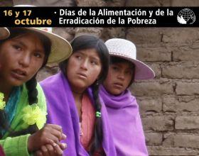 Dia Alimentacion y Pobreza. Foto: Manos Unidas/Ana Pérez/Bolivia