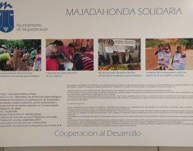 Exposición de proyectos subvencionados 2018 por Majadahonda