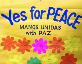 Paz en Filipinas. Foto:Manos Unidas/Javier Mármol
