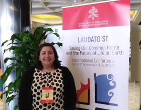"""Laura Menéndez en la Conferencia Internacional """"Salvar nuestra casa común y el futuro de la vida en la Tierra"""""""