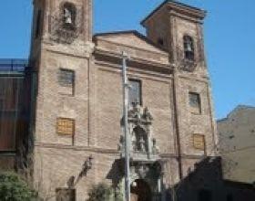Iglesia de San Martin en Madrid