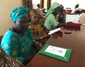 Impulsamos la gobernanza al Sur de Senegal. Foto: Adela González