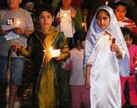 Las posadas es una de las tradiciones populares cristianas de México