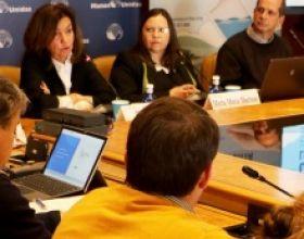 Rueda de Prensa Manos Unidas - Foto Jafier Mármol