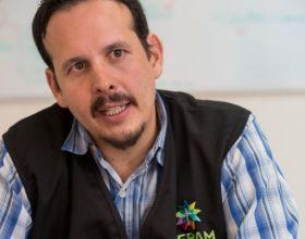 Mauricio López - REPAM