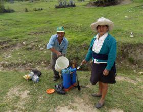 Manos Unidas - Cutervo, Perú