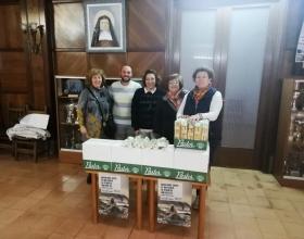 Rosquilletas solidarias Colegio Madre Vedruna Sagrado Corazón