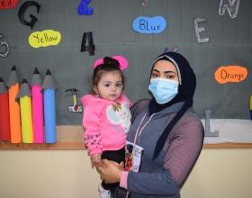 Este proyecto busca mejorar las condiciones de los refugiados en Sidón