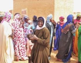 Un proyecto de Manos Unidas en Mauritania