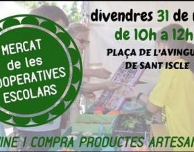 Mercado de cooperativas escolares en Cerdanyola