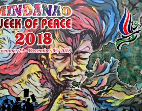 Manos Unidas apuesta por la paz en Filipinas.