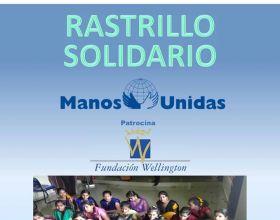 Rastrillo solidario de la Fundación Wellington a favor de Manos Unidas