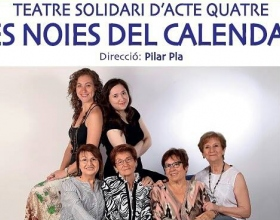 Obra de teatro solidaria en Cardedeu