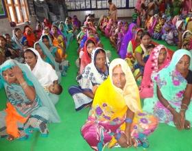 Training for SHG women. India. Foto: Manos Unidas