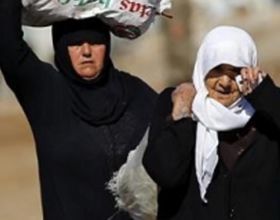 La dificultad de ser mujer y refugiada