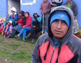 Reunión de coordinación de la emergencia del INIDES