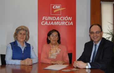 Firma de Convenio Fundación CajaMurcia y Manos Unidas