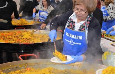 Más de 5.160 personas voluntarias hacen posible el trabajo de Manos Unidas en España. Foto: Manos Unidas