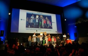 Final XII Edición Concurso Clipmetrajes, Categoria Escuelas