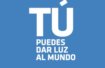 """Cartel de la II edición de las """"24 horas que mueven el mundo"""" de Manos Unidas"""