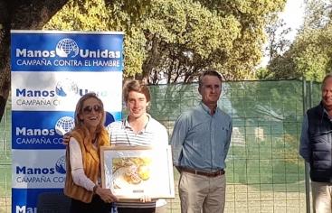 Torneo de golf del CC Villa de Madrid a beneficio de Manos Unidas