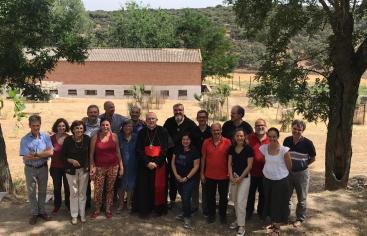 Manos Unidas en la Comisión Diocesana de Ecologia Integral de Madrid 2019