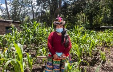Perú, pandemia de coronavirus - Foto Ana Castañeda/Manos Unidas