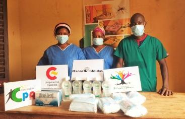 Senegal - Convenio AECID Manos Unidas - Coronavirus en Senegal