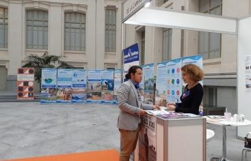Manos Unidas en la Feria del Asociacionismo de Madrid 2019