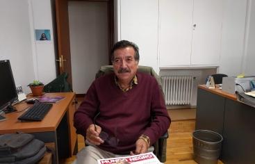 Fernando, voluntario de Manos Unidas en Colmenarejo (Madrid)